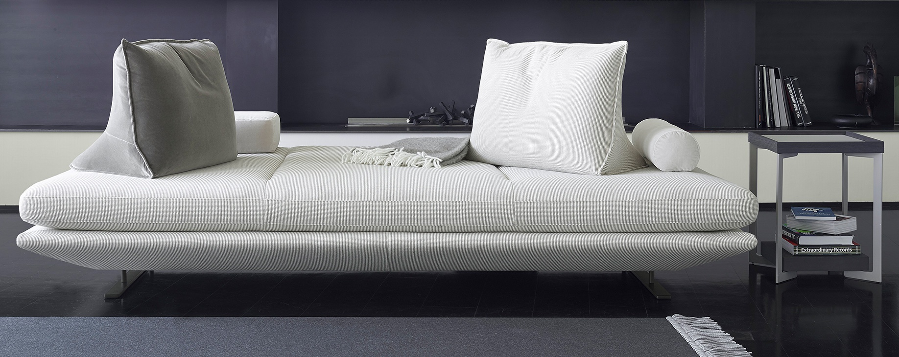 ligne roset sofa prado nice houzz. Black Bedroom Furniture Sets. Home Design Ideas