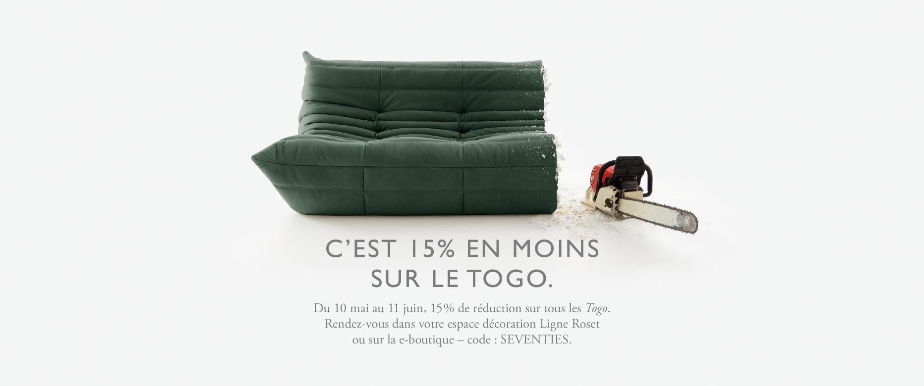 Togo 2019 Ligne Roset