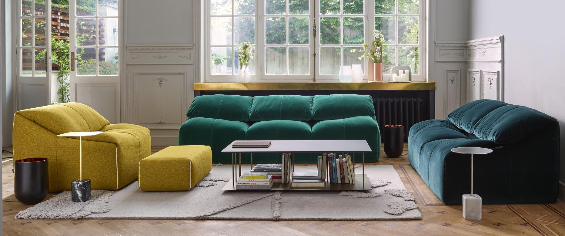 Contemporary furniture stores in chicago il - Ecommerce Ligne Roset Plumy Ligne Roset