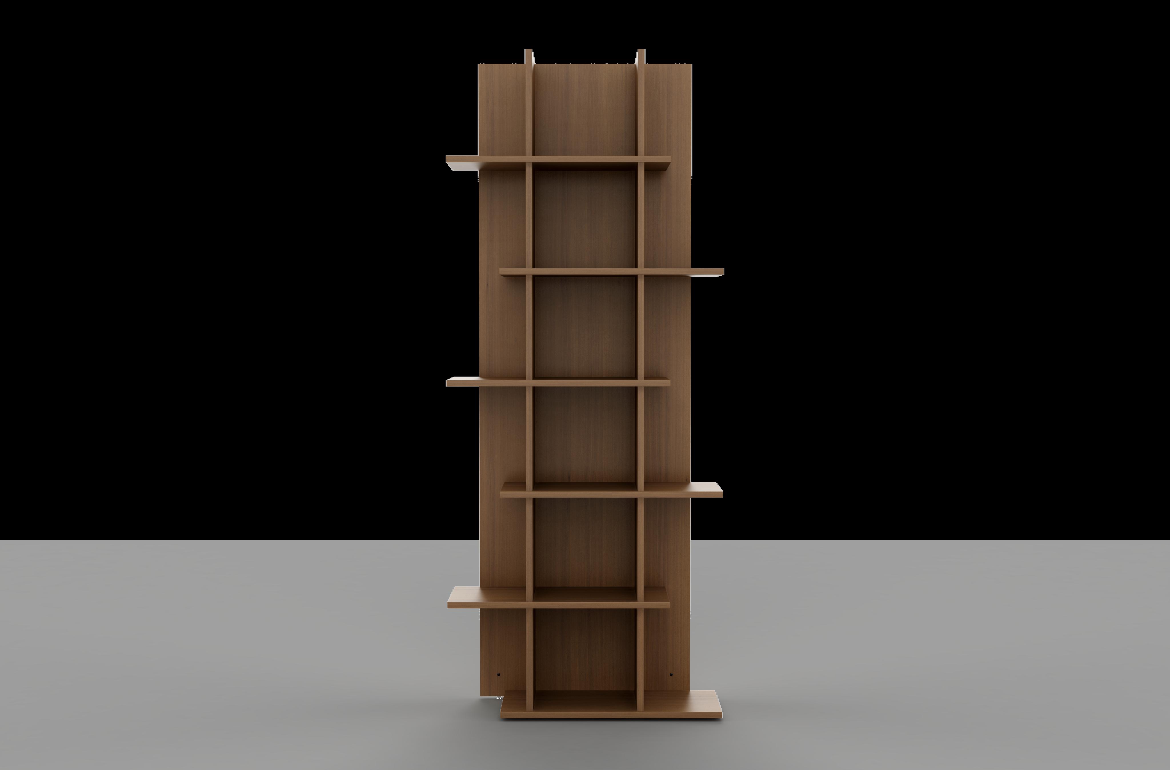 oka bookcases shelving designer kazuko okamoto. Black Bedroom Furniture Sets. Home Design Ideas