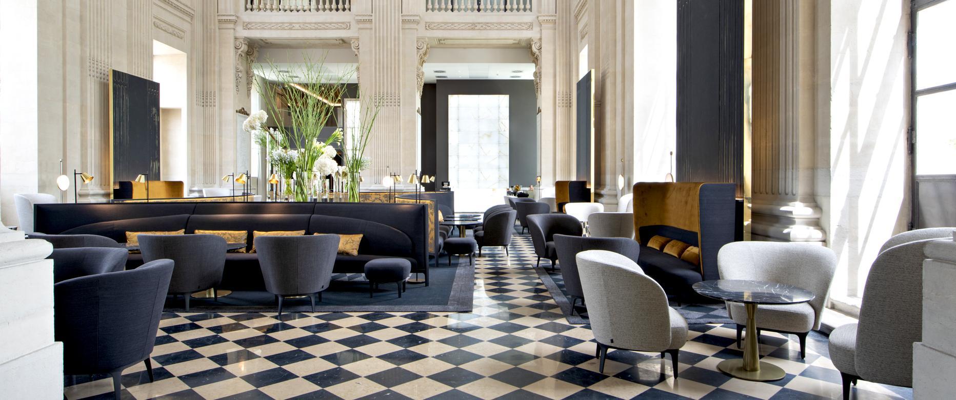 InterContinental Lyon – Hôtel Dieu Ligne Roset