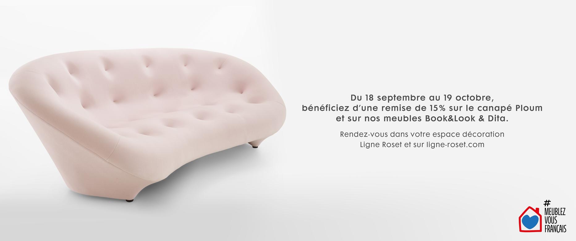 PROMO_PLOUM_DITA_FRANCE Ligne Roset