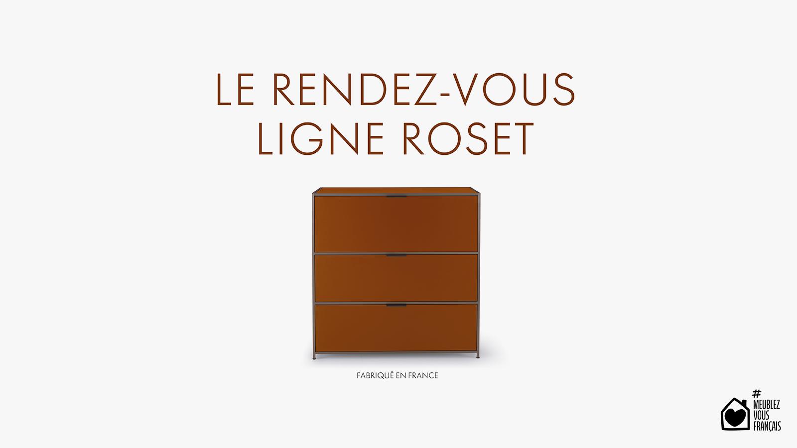 LE RENDEZ-VOUS Ligne Roset