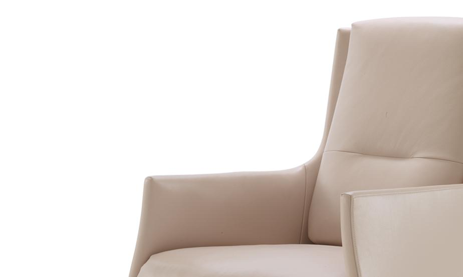 Charmant Appreciated For Their Comfort And Contemporary Style, Ligne Roset Armchairs