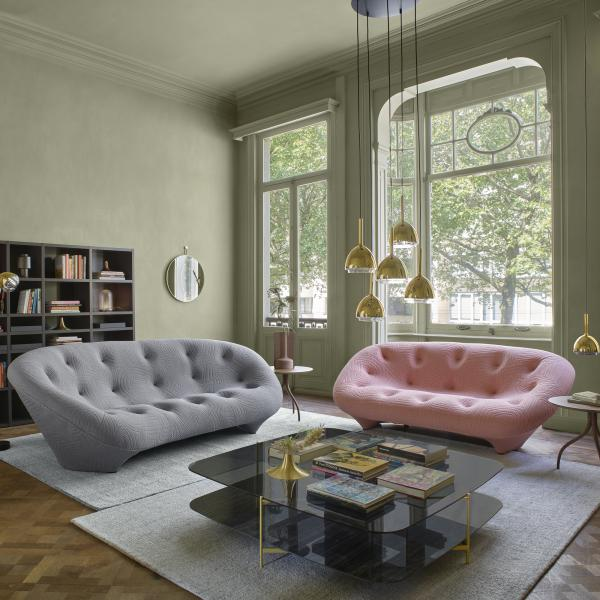 LOVESEAT HIGH BACK Ligne Roset