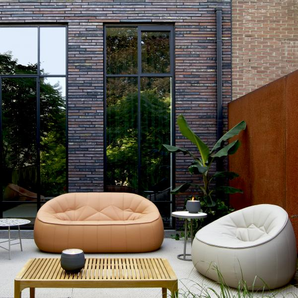 SESSEL MIT ARMLEHNEN OUTDOOR KOMPLETTES ELEMENT Ligne Roset
