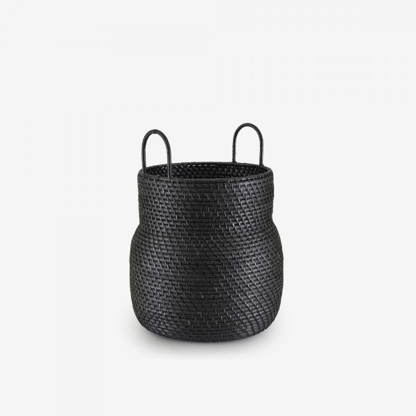 BASKET HIGH VERSION BLACK Ligne Roset