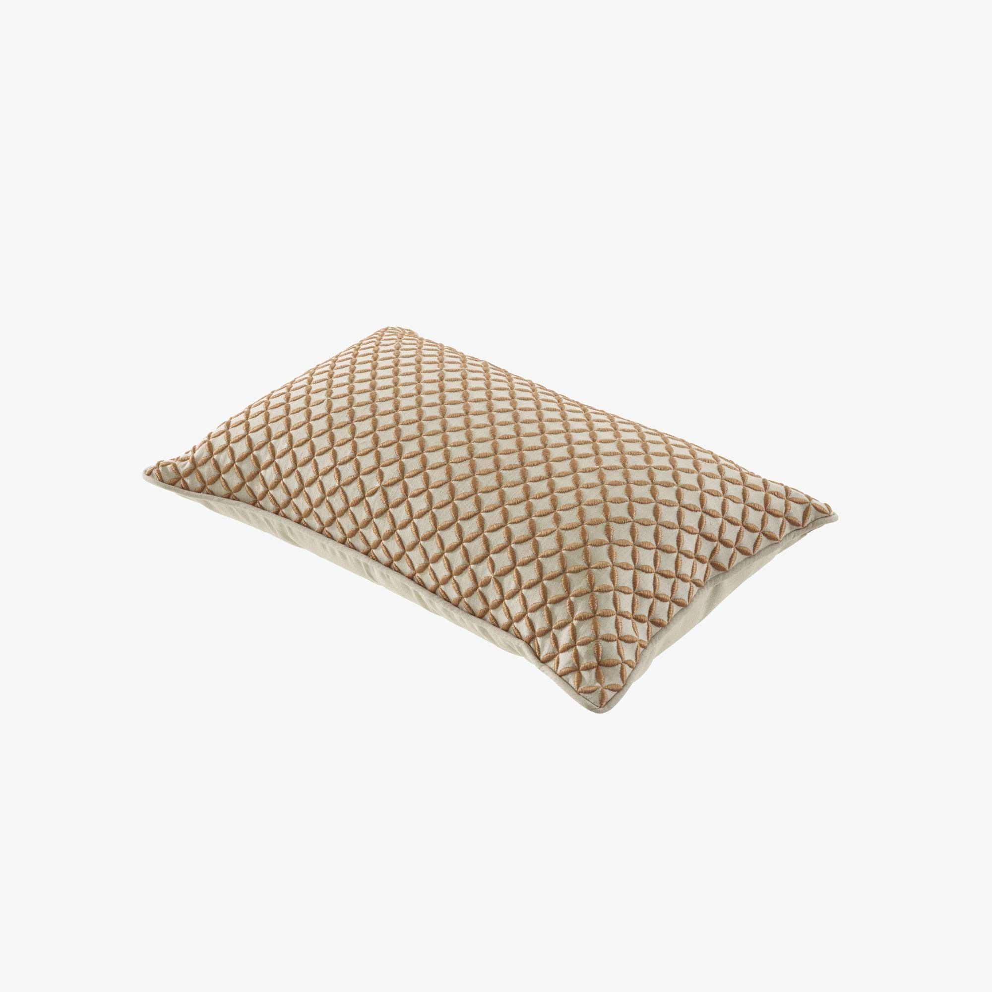 CUSHION BRONZE EMBROIDERY Ligne Roset