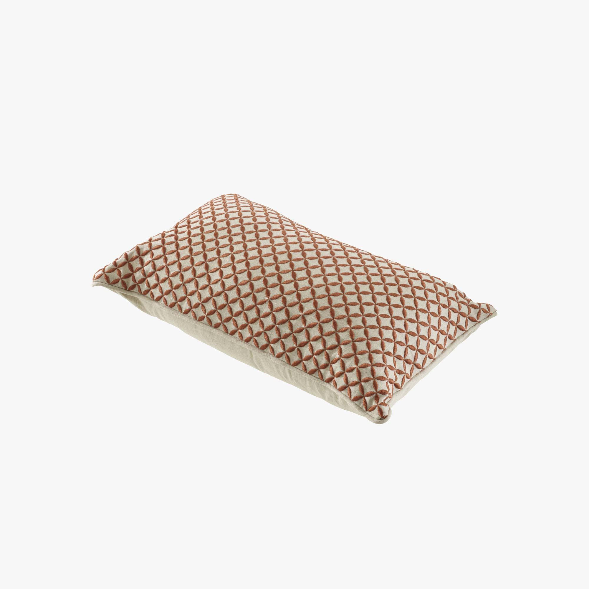 CUSHION COPPER EMBROIDERY Ligne Roset