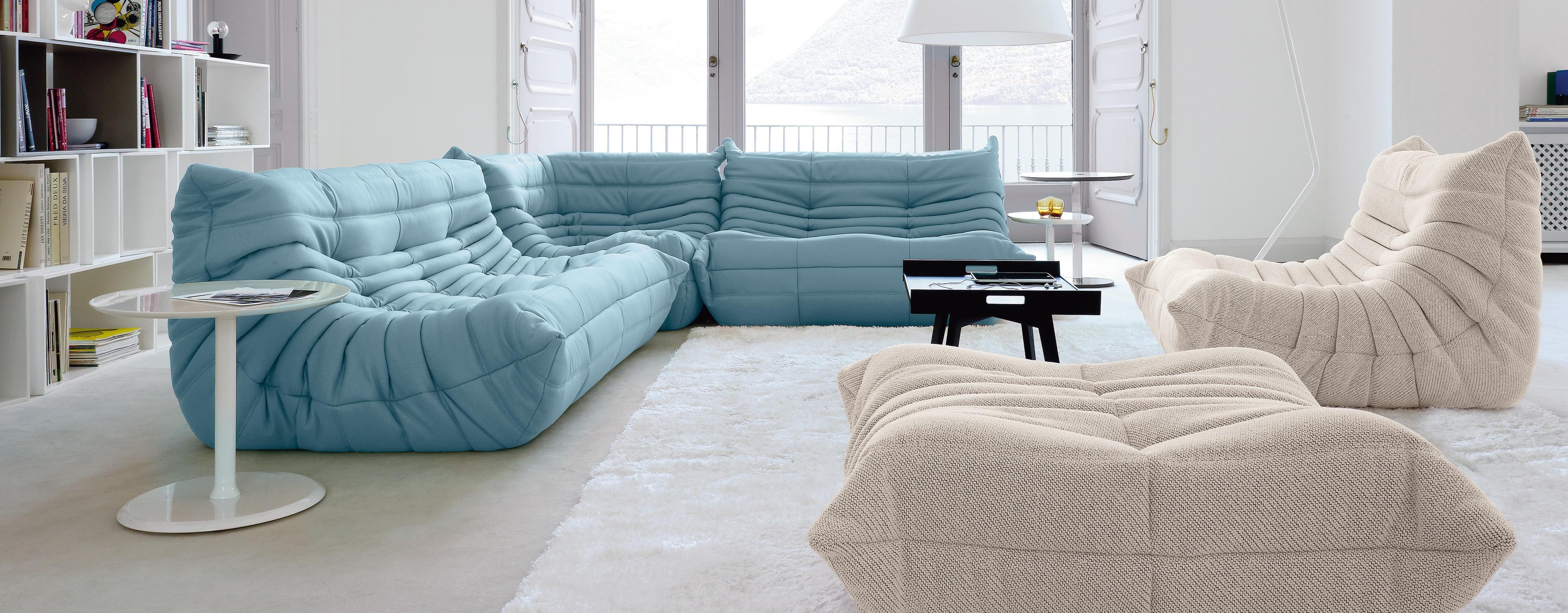 Ligne roset official site contemporary high end furniture - Canape cuir haut de gamme ligne roset ...