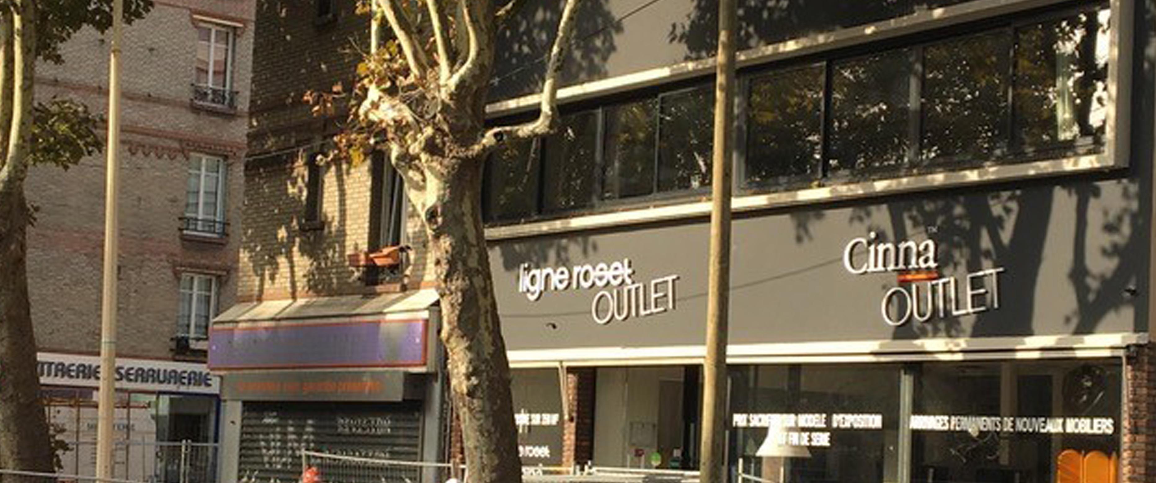 C'est à Bagneux que vous trouverez le magasin Ligne Roset Outlet. Ligne Roset