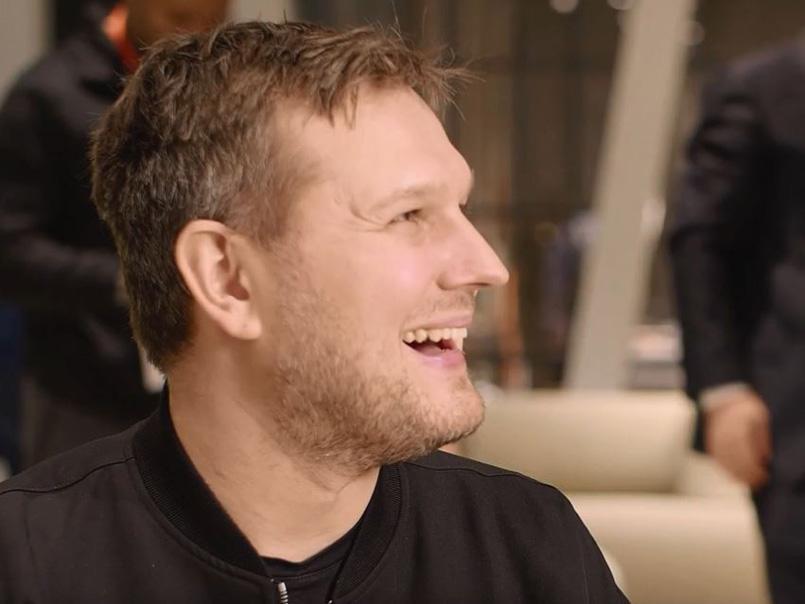 Sebastian Herkner im Interview Ligne Roset