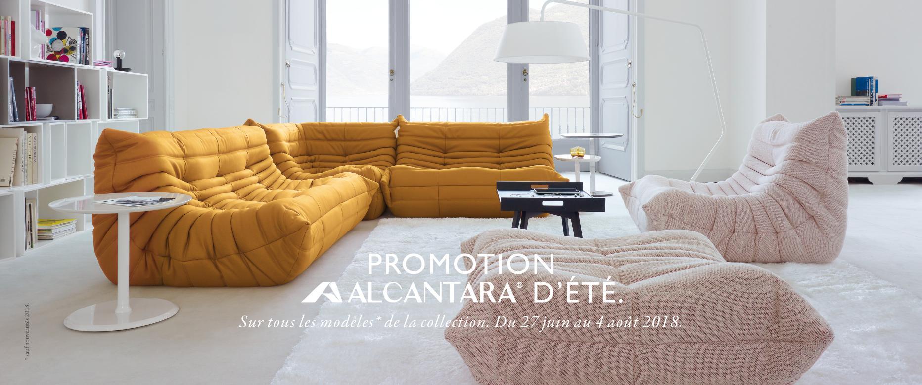 Promotion Alcantara Ligne Roset