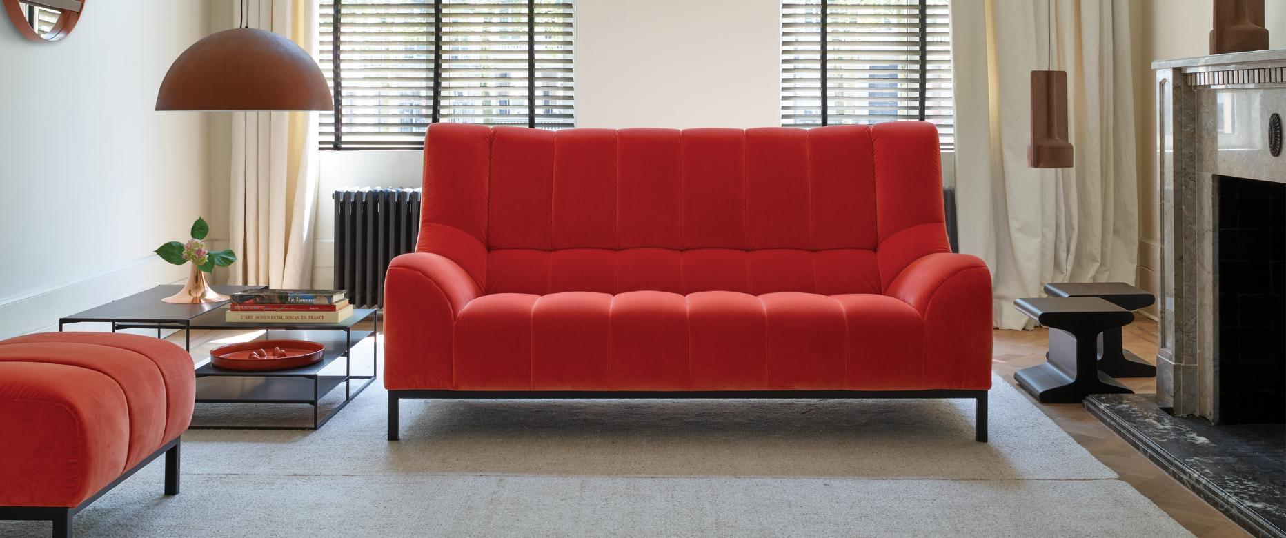 Sofa Bed Arredamento.Ligne Roset Contemporary High End Furniture