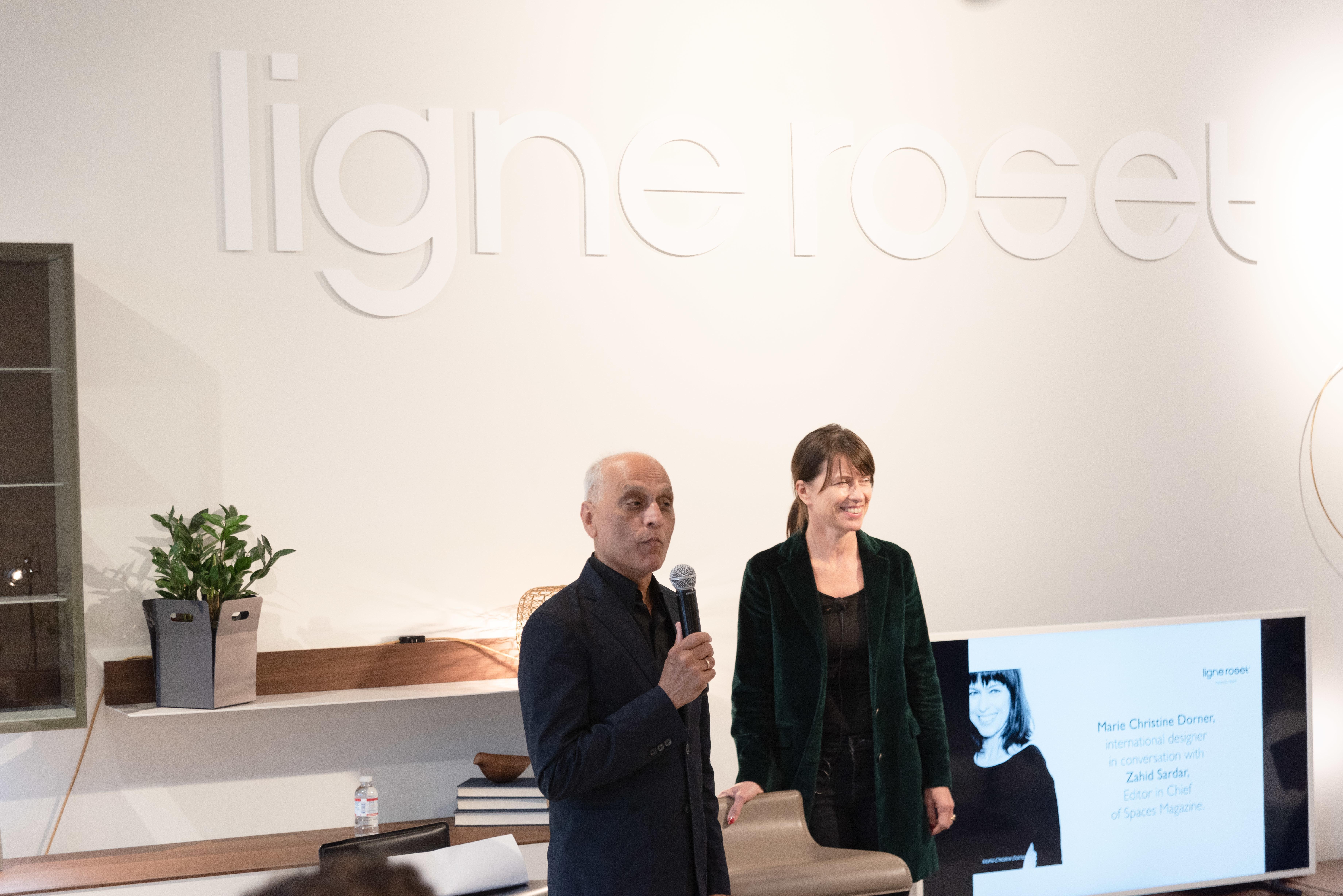 Designer Tour: Marie Christine Dorner Ligne Roset
