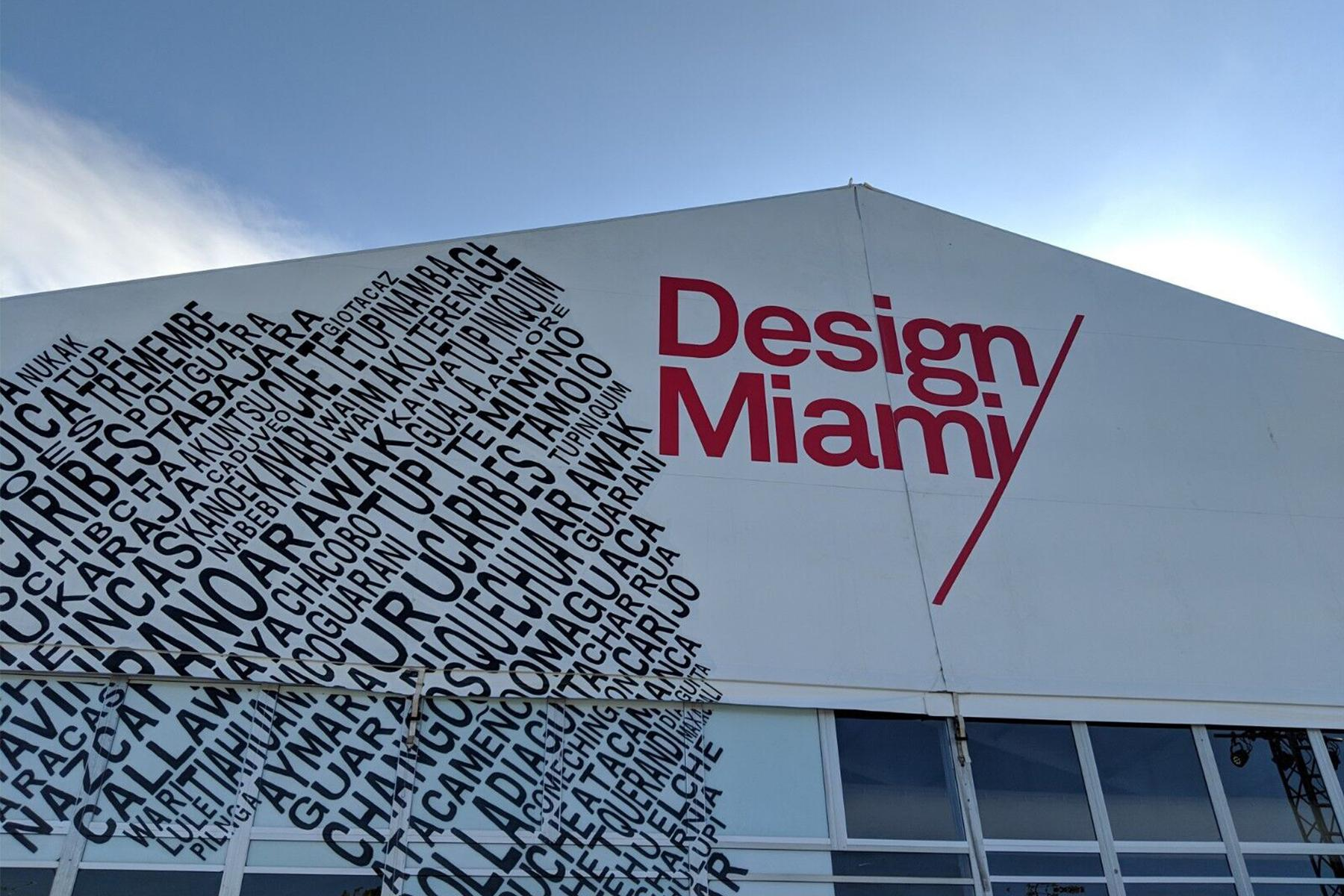 Art Basel, Design Miami: