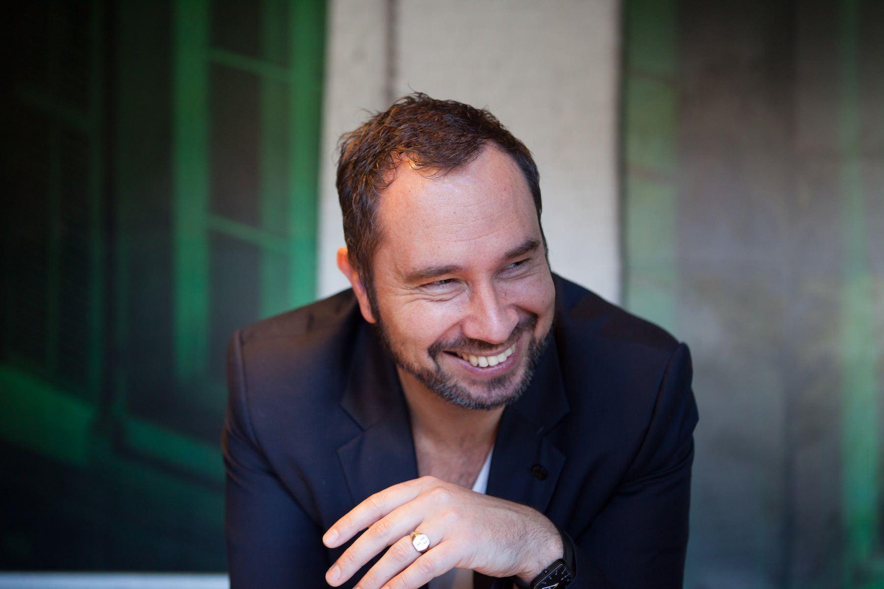 Interior Design's 10 Questions With.... Alain Gilles Ligne Roset