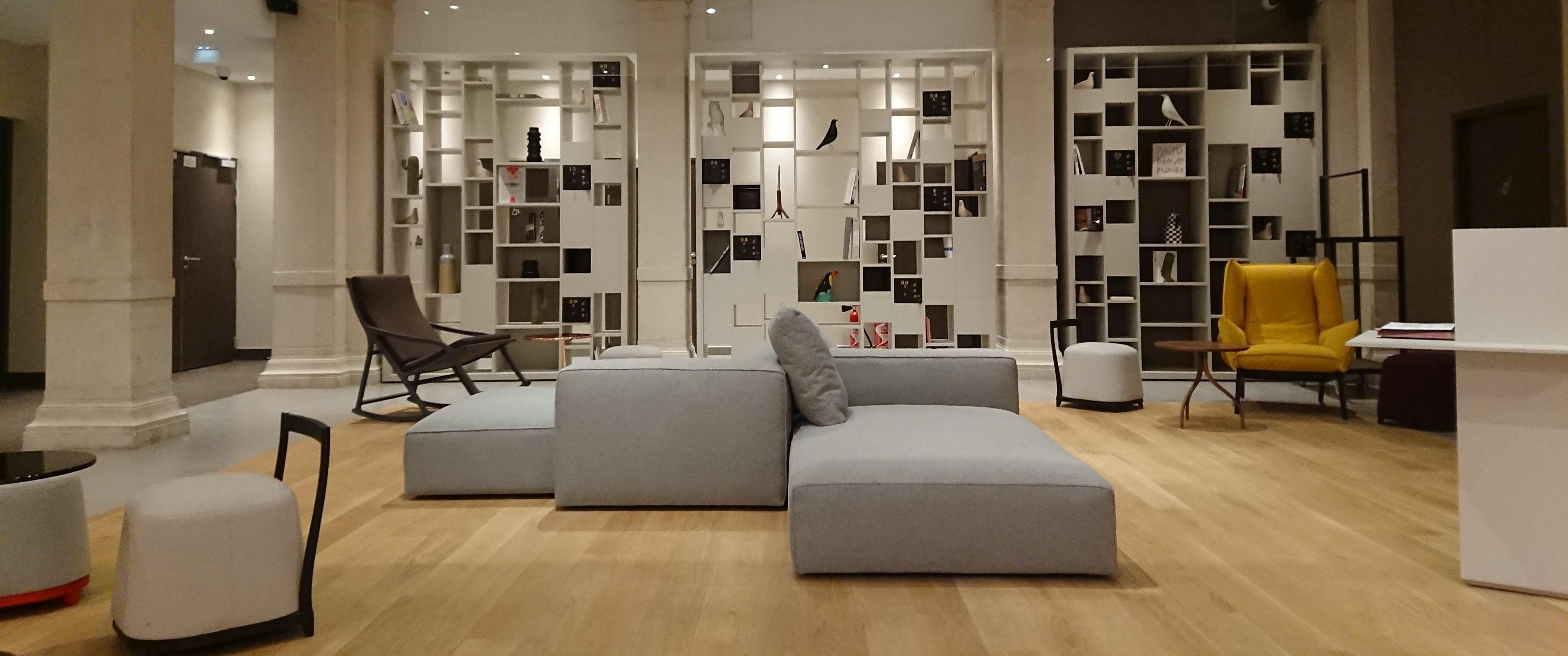Contract project - Maison Nô Ligne Roset