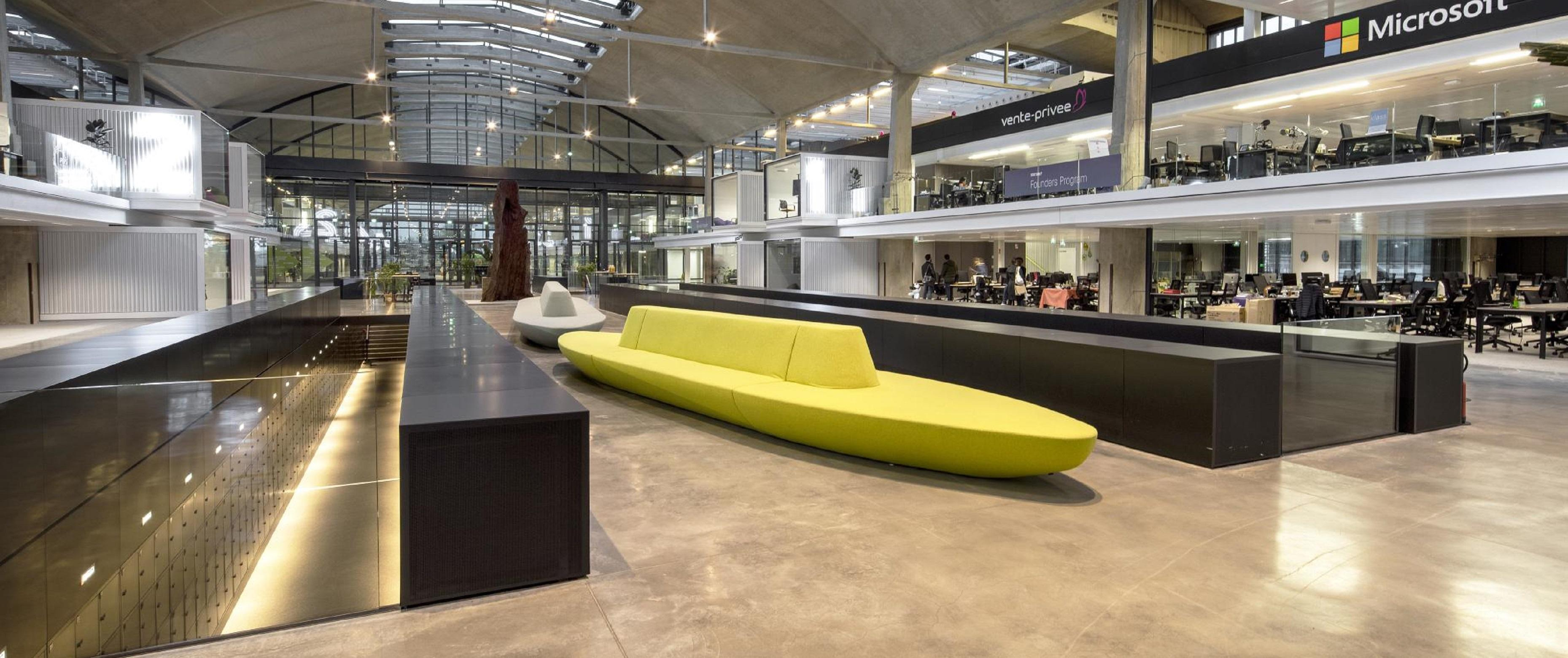 Contract project - Station F Ligne Roset