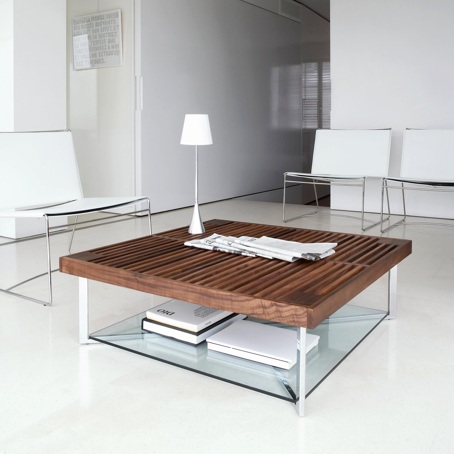 LOW TABLE DOUBLE SURFACE  Ligne Roset