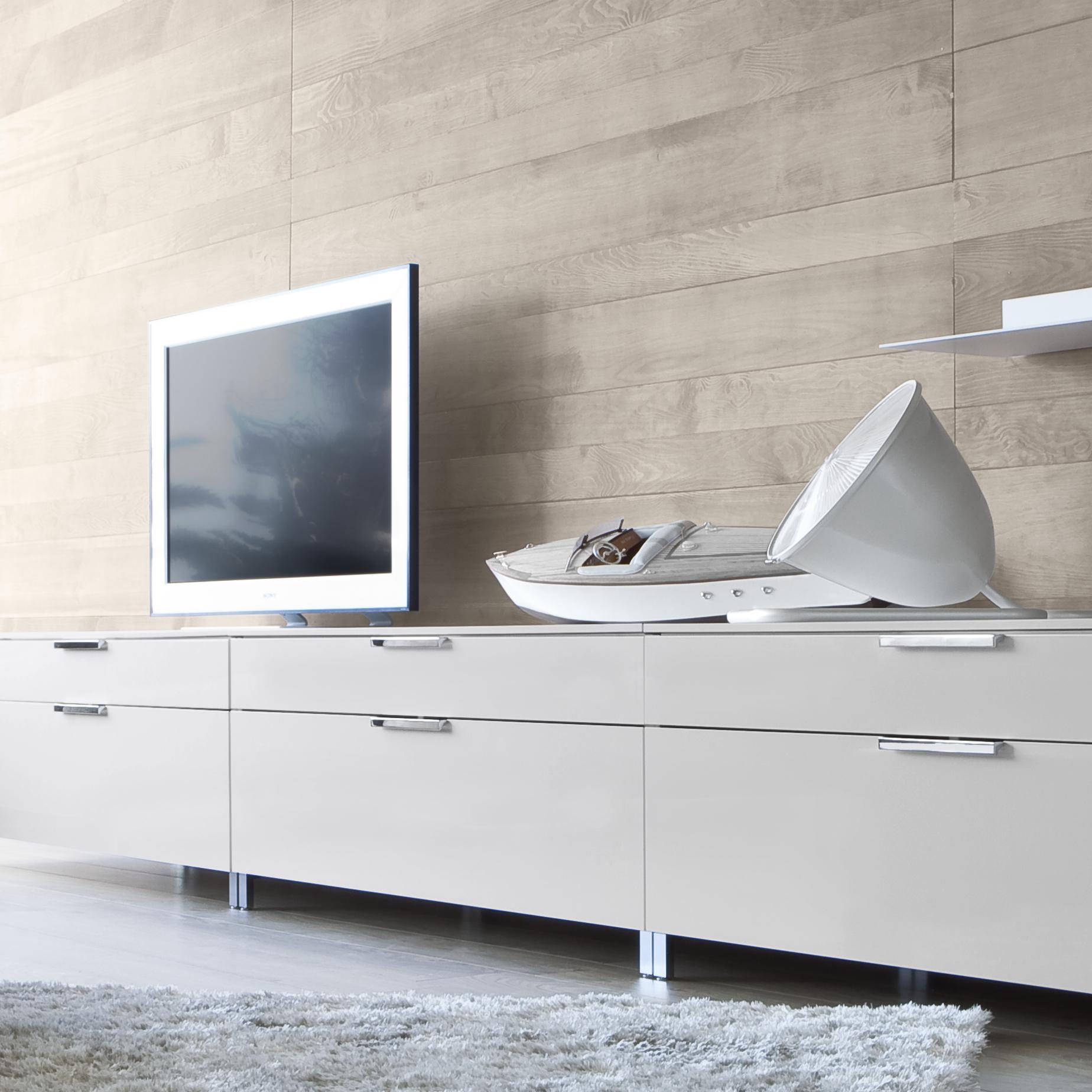 Everywhere hi fi m bel designer christian werner ligne roset - Meuble tv ligne roset ...