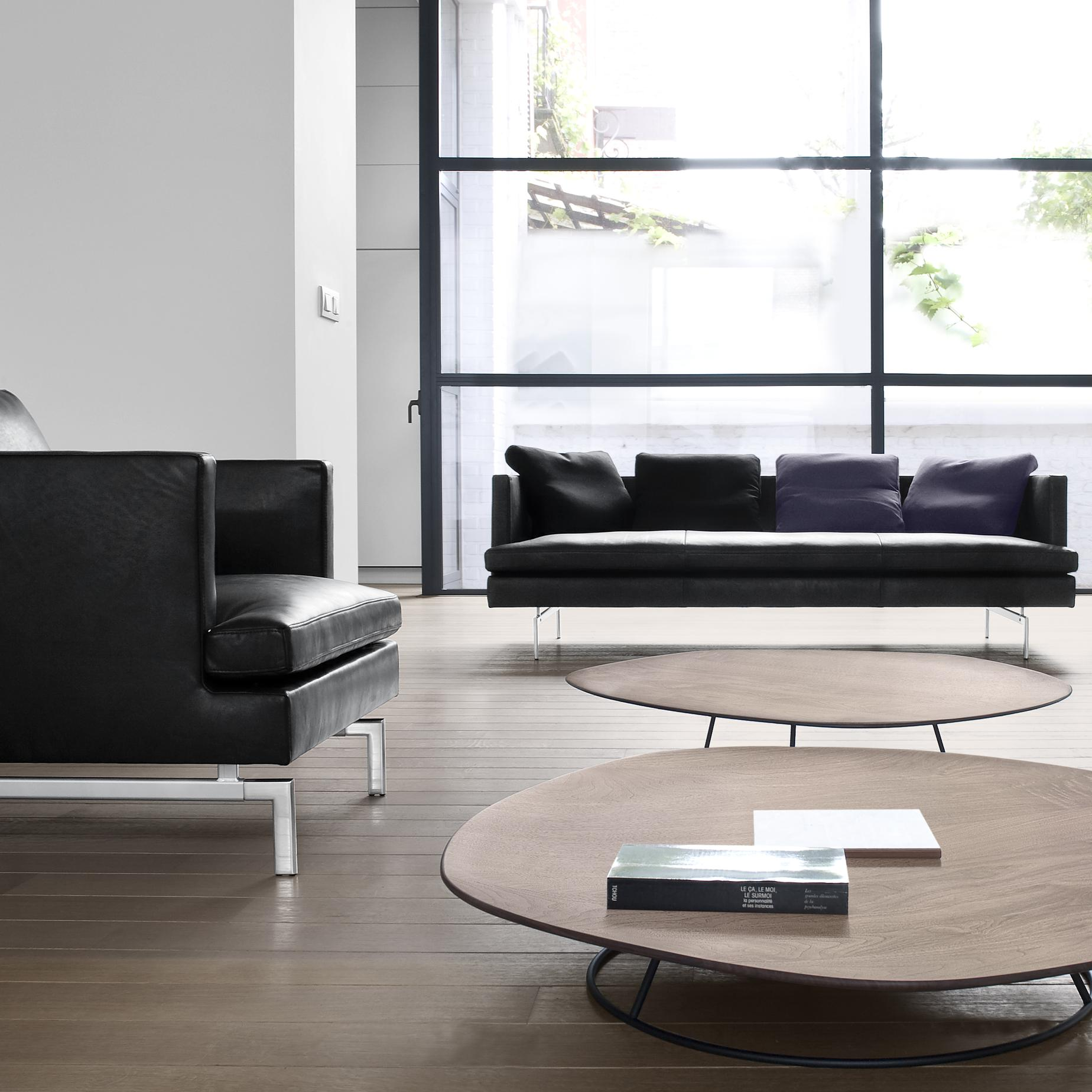Pebble occasional tables designer air division ligne roset for Table yoyo ligne roset