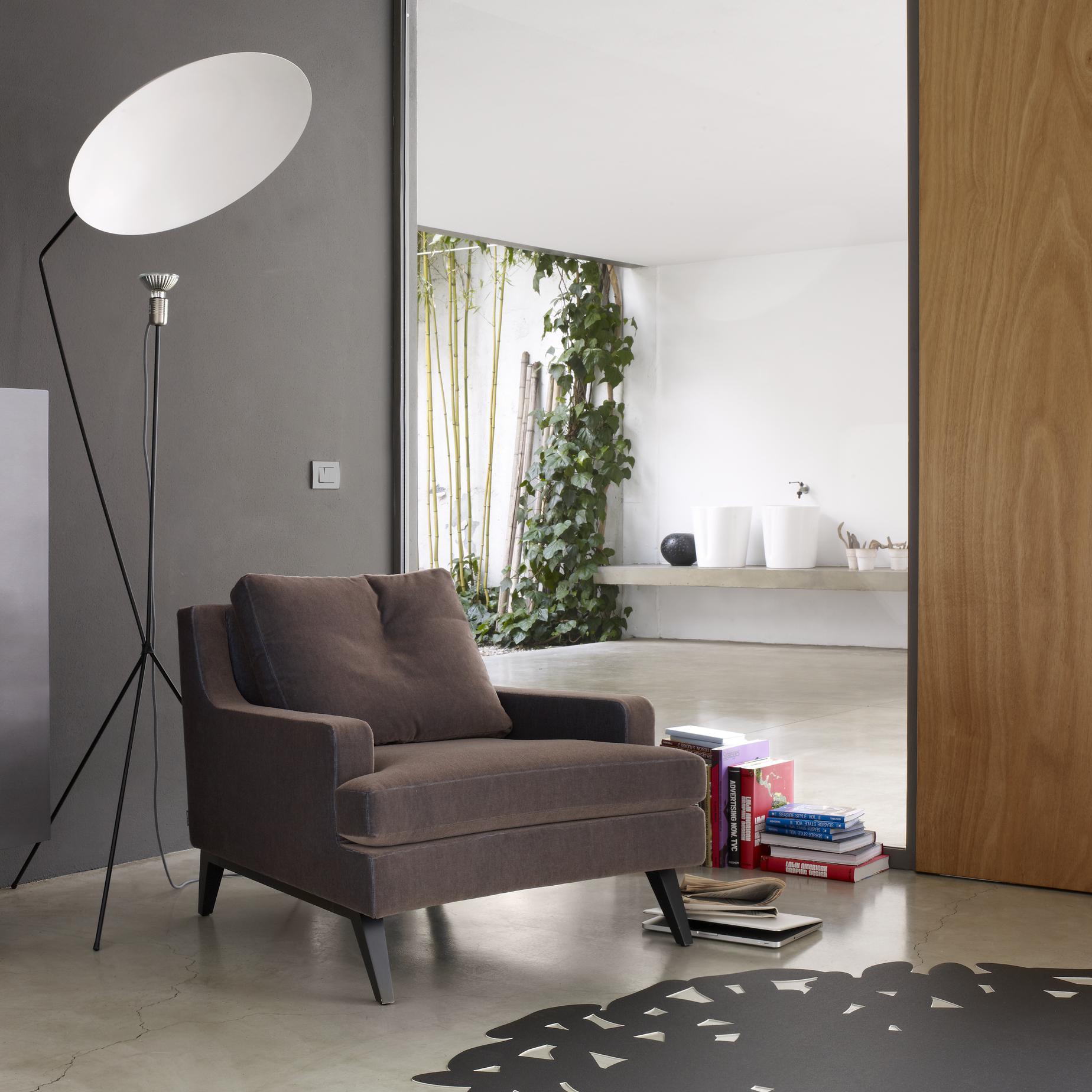 belem armchairs from designer didier gomez ligne. Black Bedroom Furniture Sets. Home Design Ideas