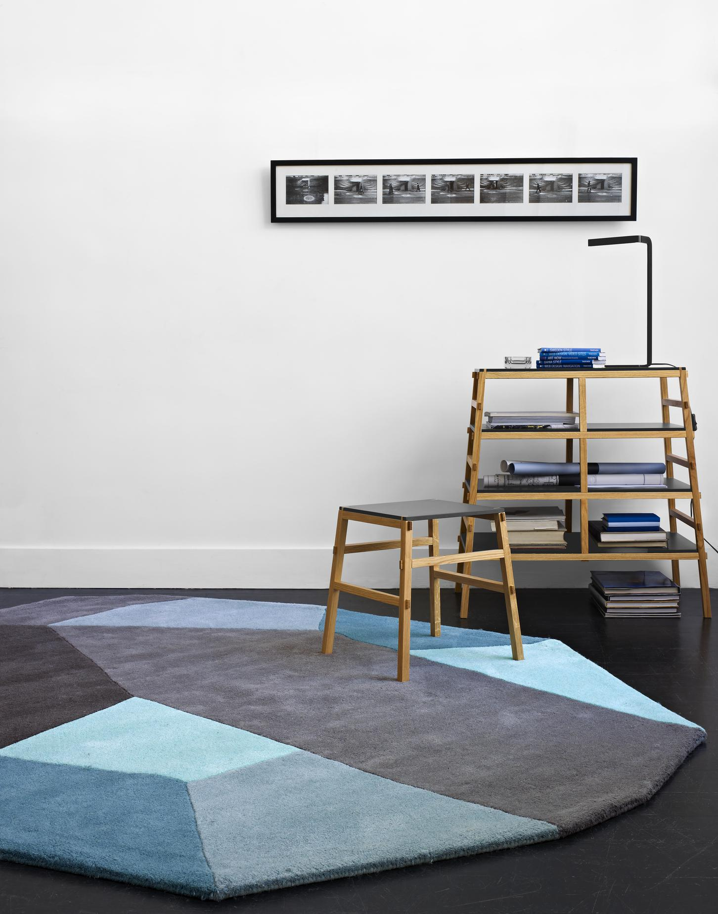 menhir rugs from designer damaris marc ligne roset official site. Black Bedroom Furniture Sets. Home Design Ideas