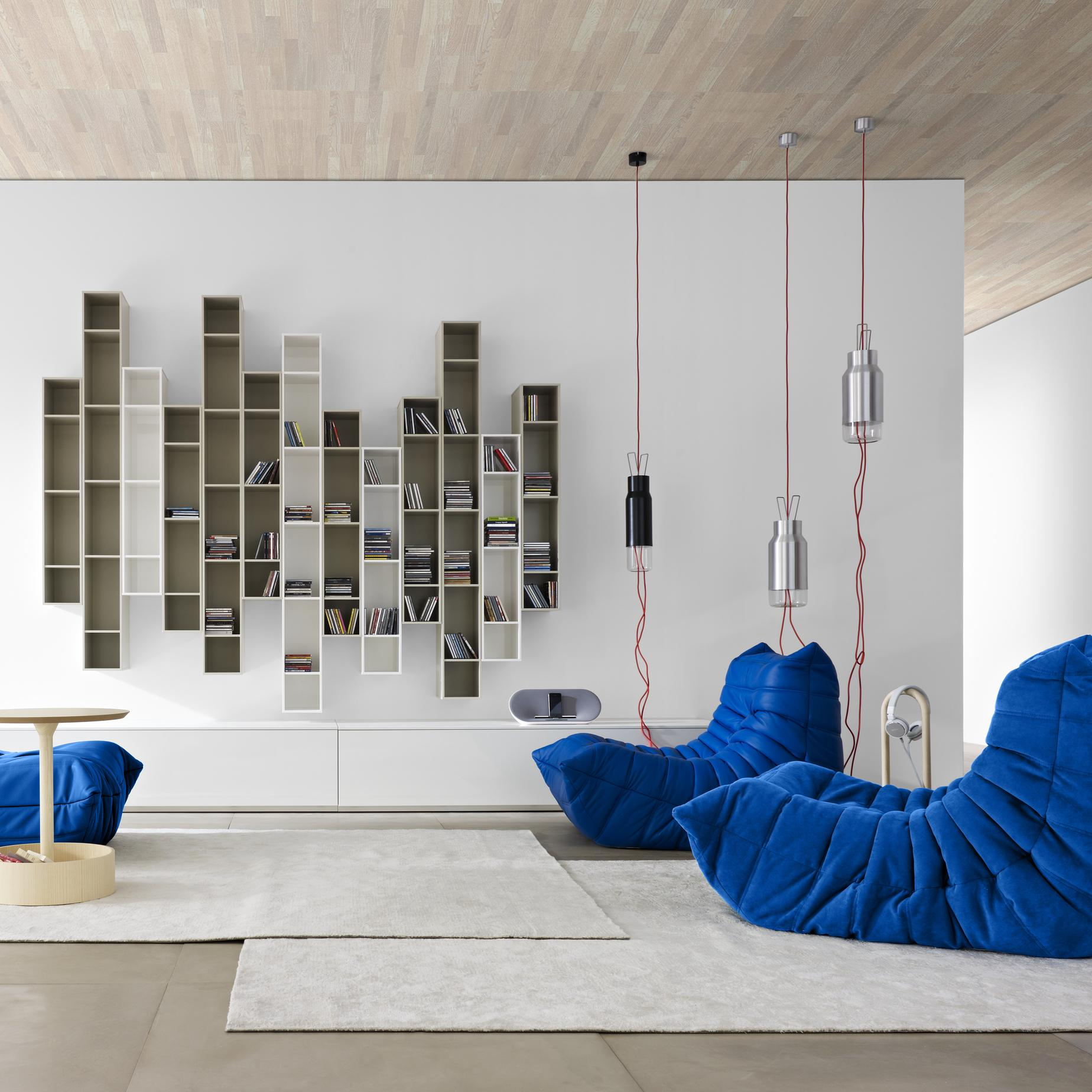 Ligne Roset Multy Slaapbank.Collection