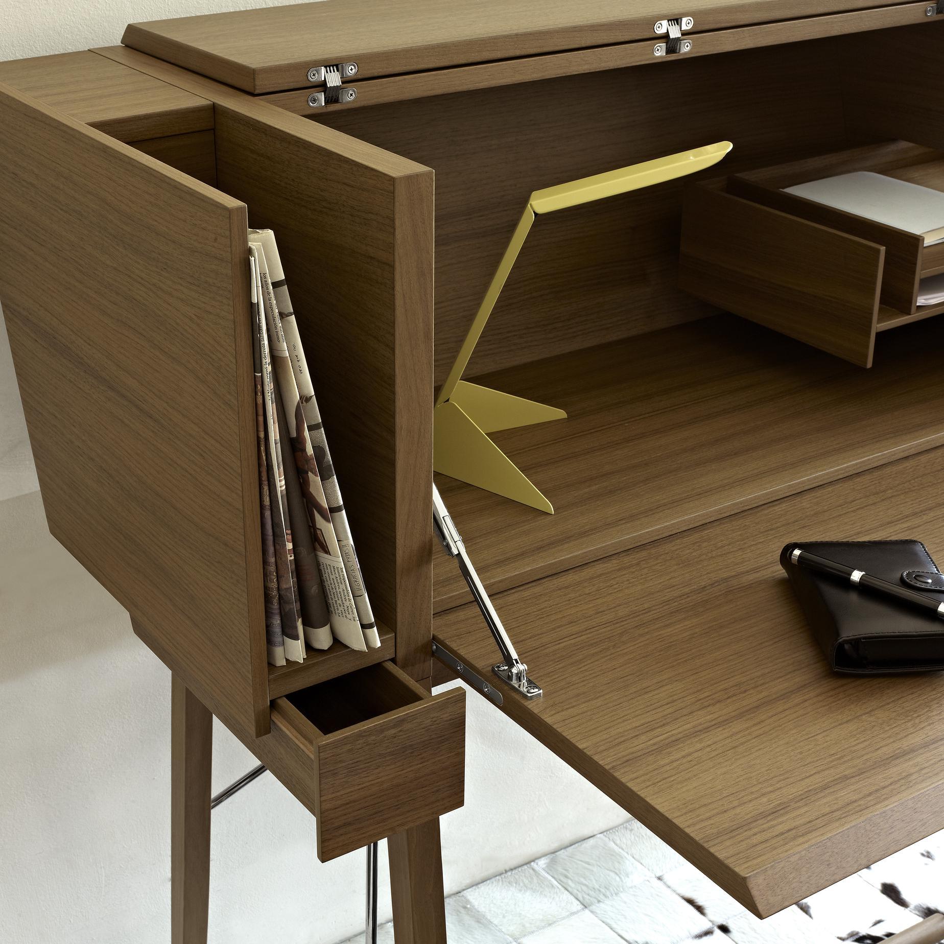 La secrete desks secretaires from designer philippine for La ligne roset
