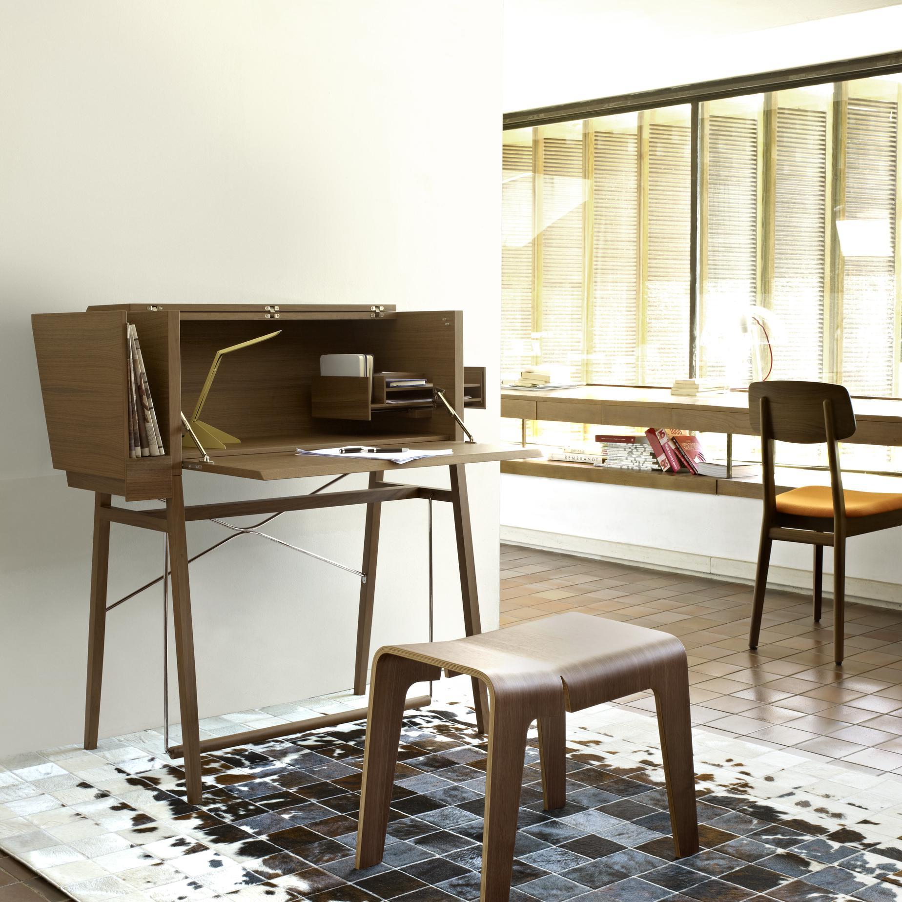 la secrete desks secretaires from designer philippine. Black Bedroom Furniture Sets. Home Design Ideas