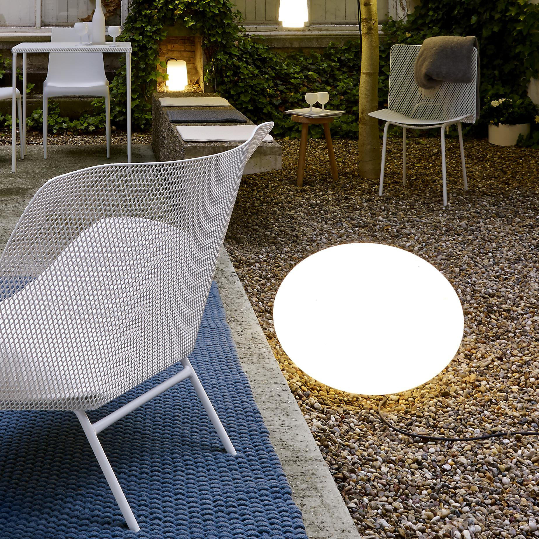 Globe outdoor lighting from designer ligne roset official site globe outdoor table lamp indoor outdoor cul listed aloadofball Choice Image