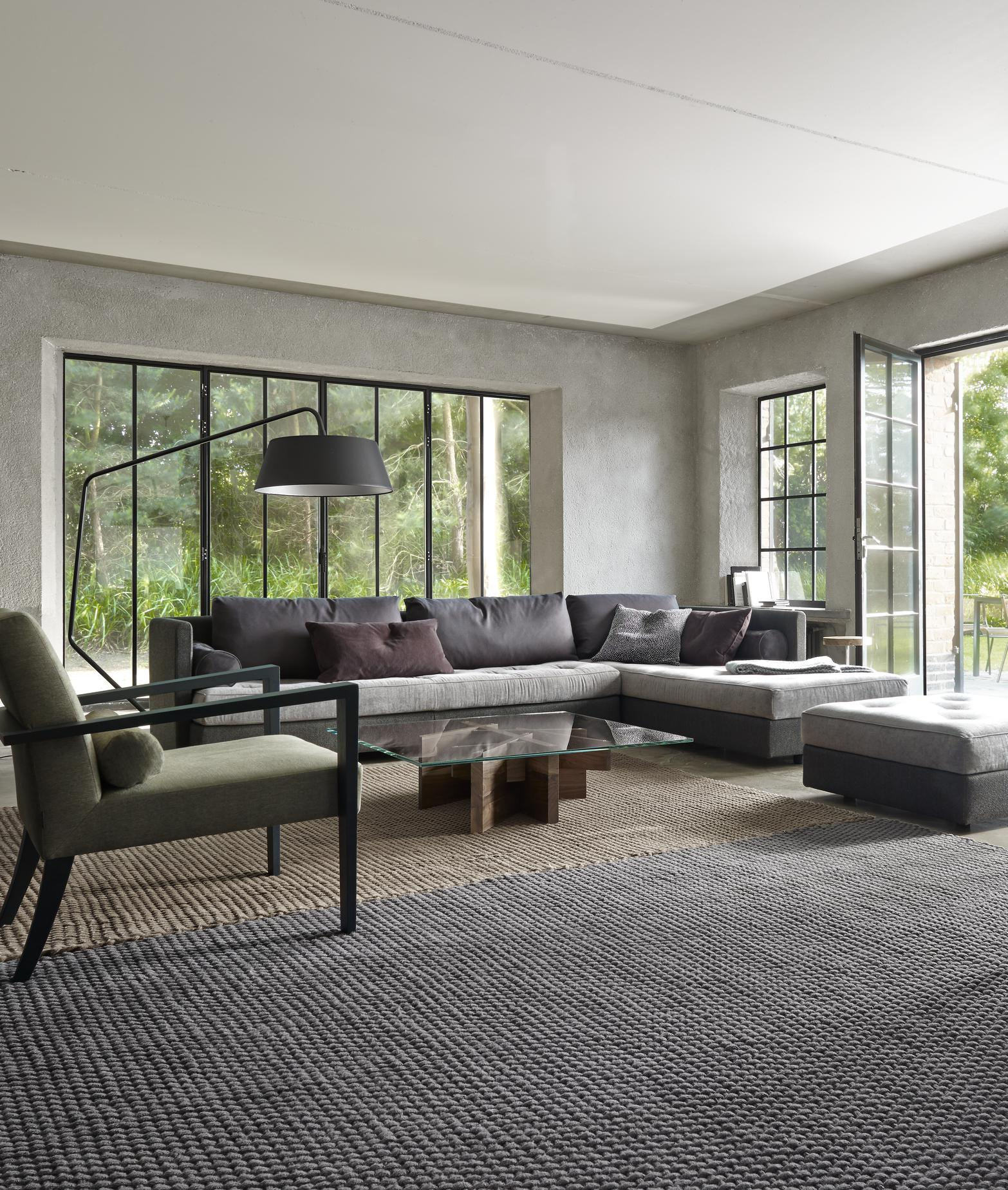 nomade 2 sofas designer didier gomez ligne roset. Black Bedroom Furniture Sets. Home Design Ideas