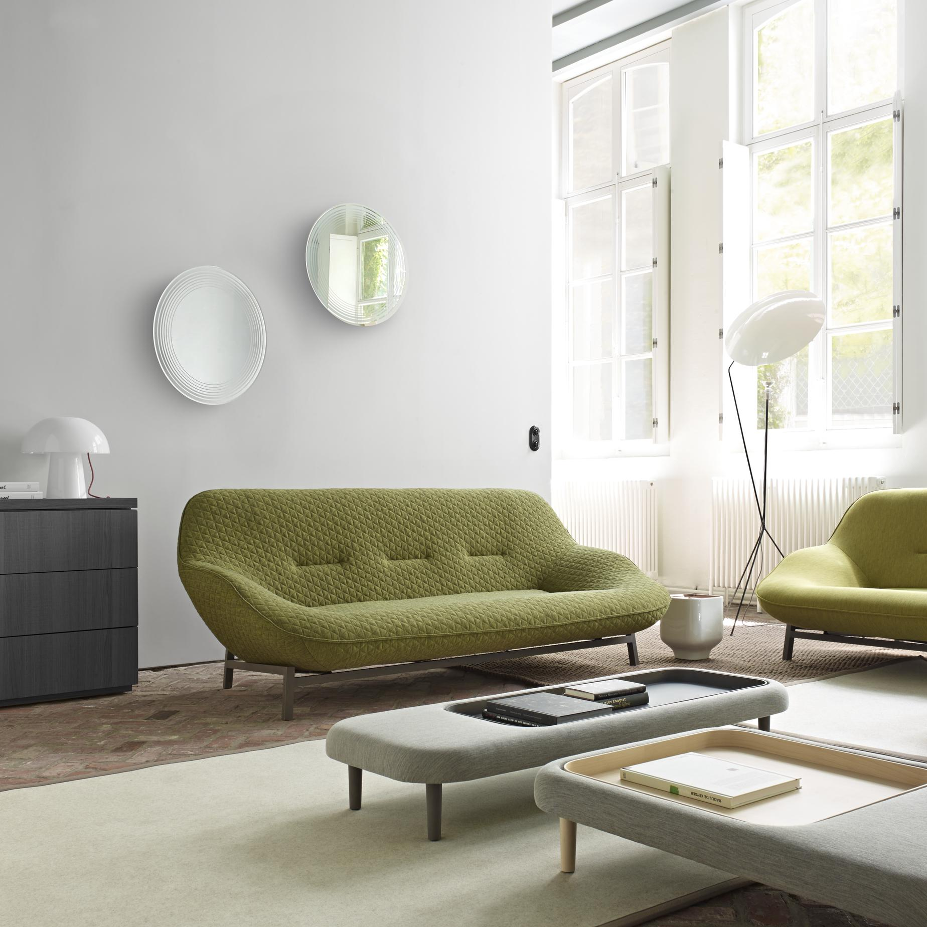 cosse sofas from designer philippe nigro ligne roset. Black Bedroom Furniture Sets. Home Design Ideas