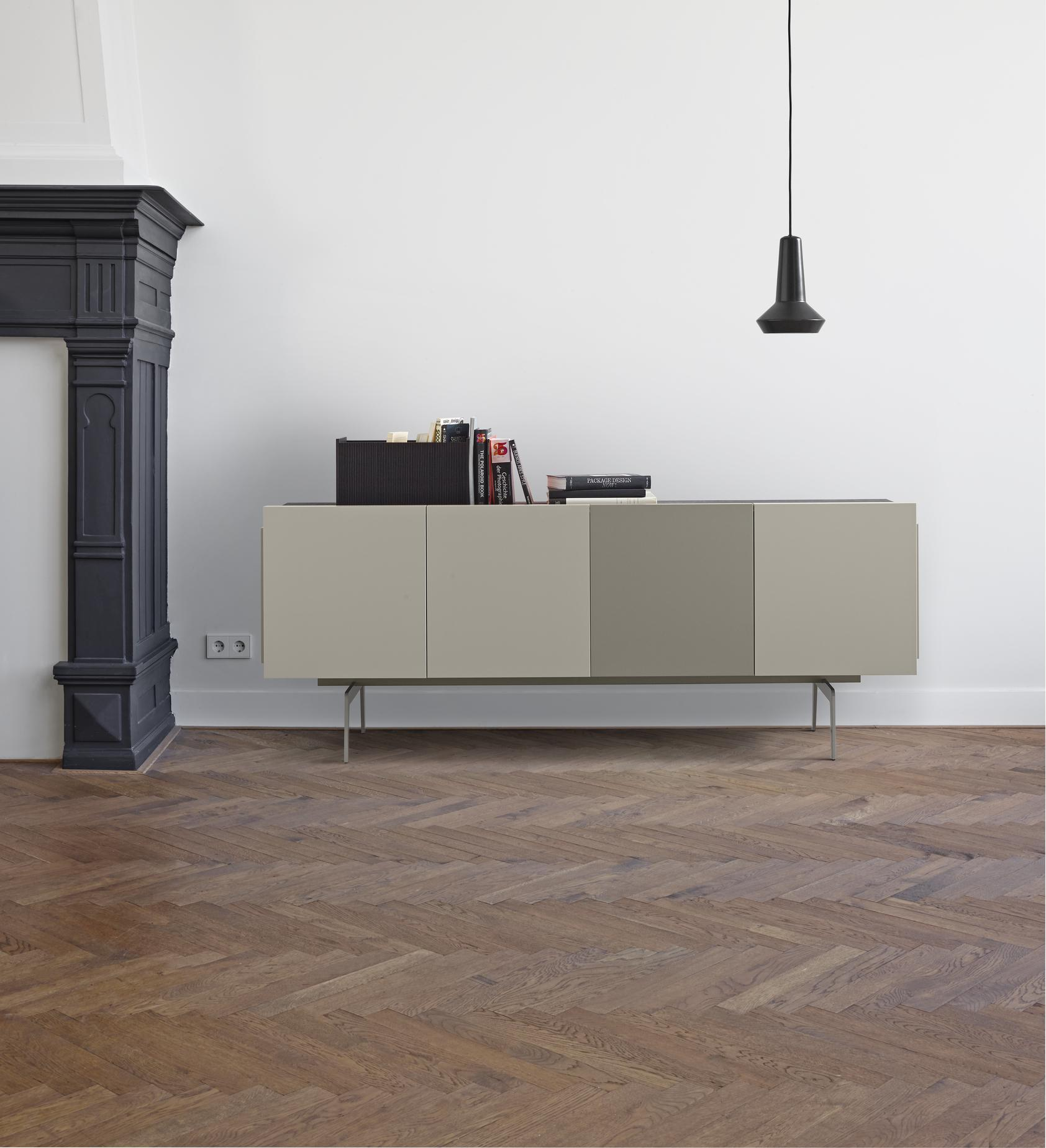 Mixte Living Room Sideboards Designer Mauro Lipparini Ligne Roset # Bahut Ligne Roset
