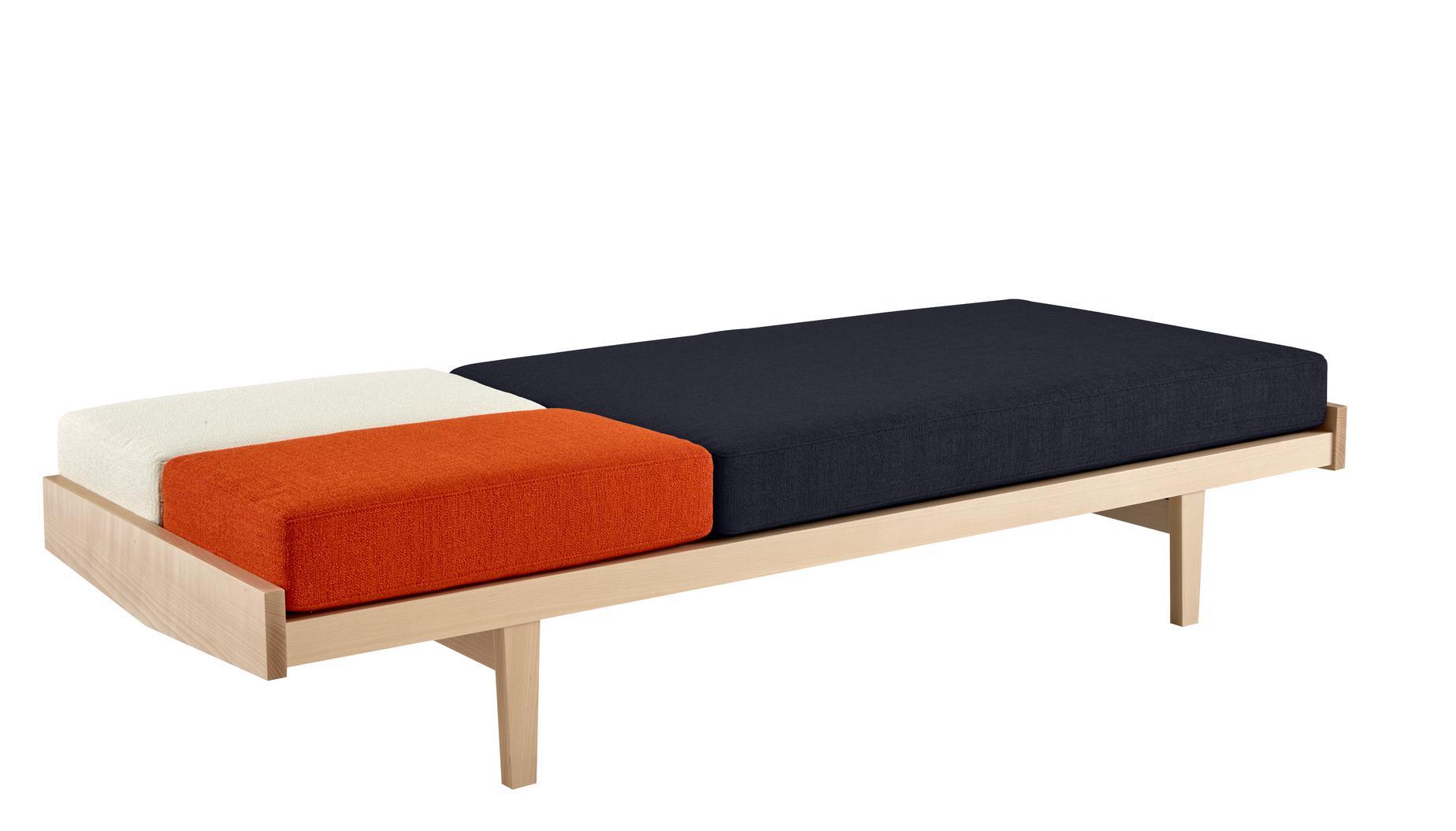 Daybed holz  DAYBED, Sofas Designer : Pierre Paulin | Ligne Roset