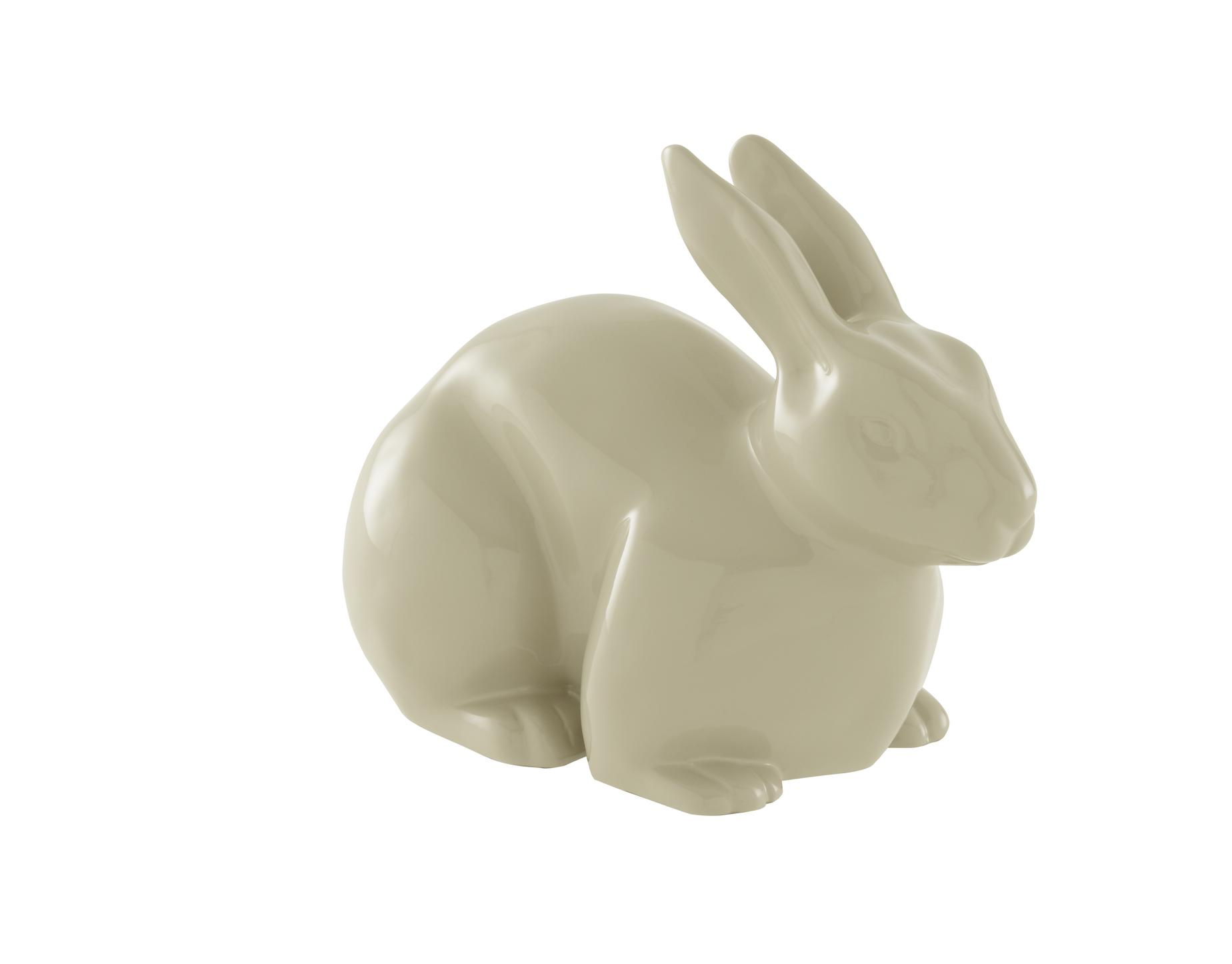 MINI PAN PAN LAPIN DECORATIF BLANC Ligne Roset