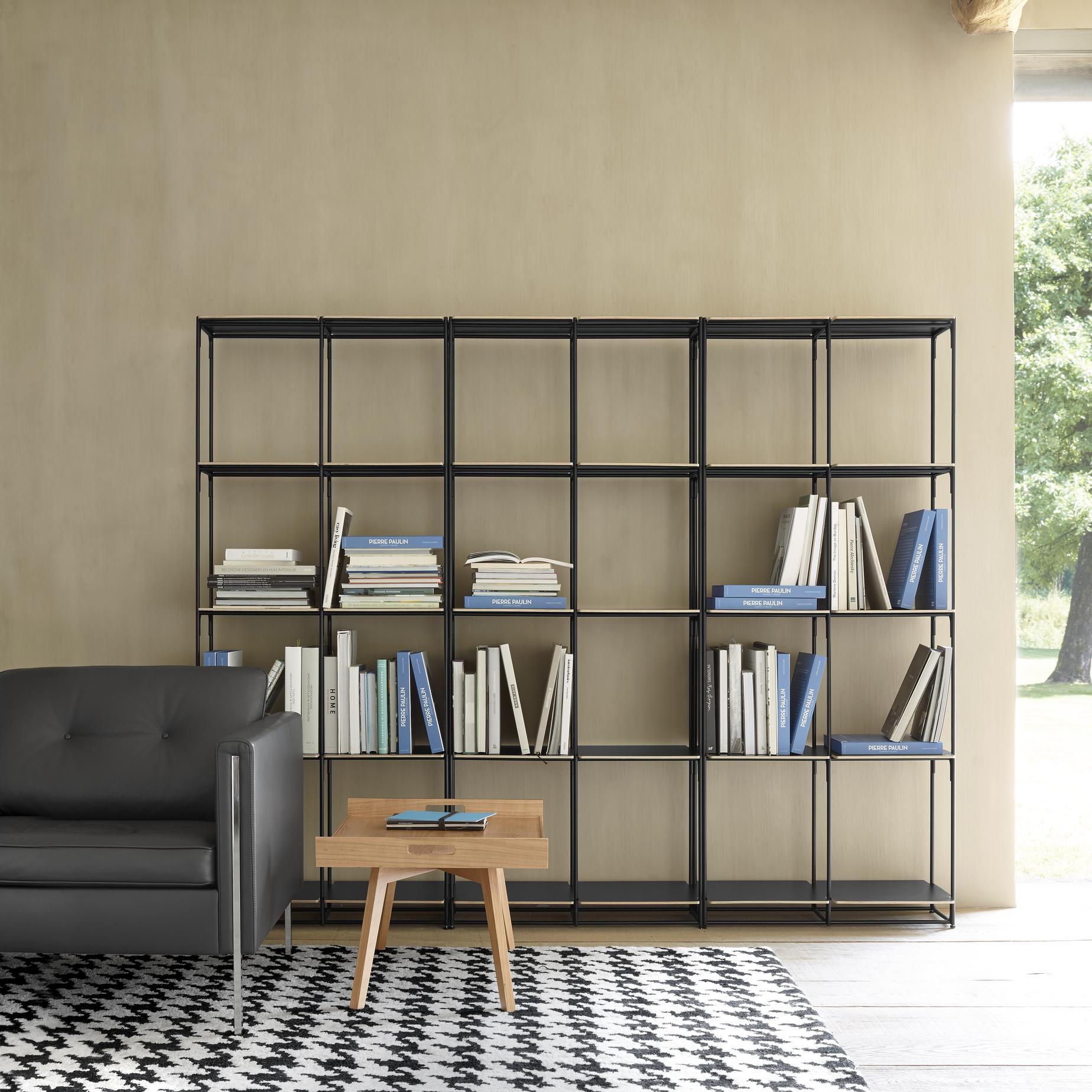 la bibliotheque fil bookcases shelving from designer. Black Bedroom Furniture Sets. Home Design Ideas