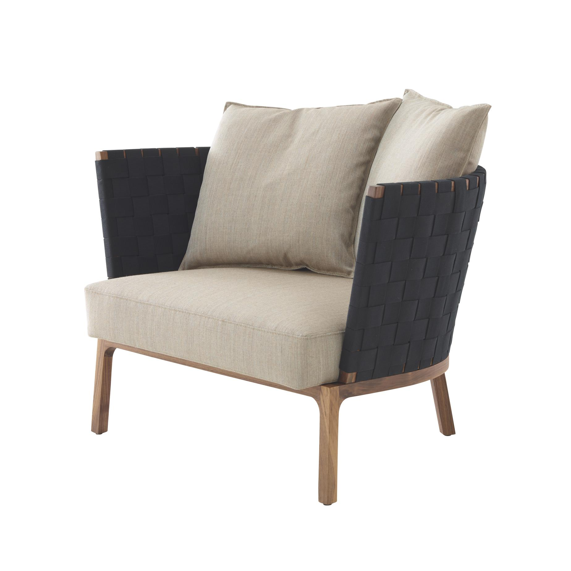 Mon Repos Armchairs From Designer Peter Maly Ligne Roset