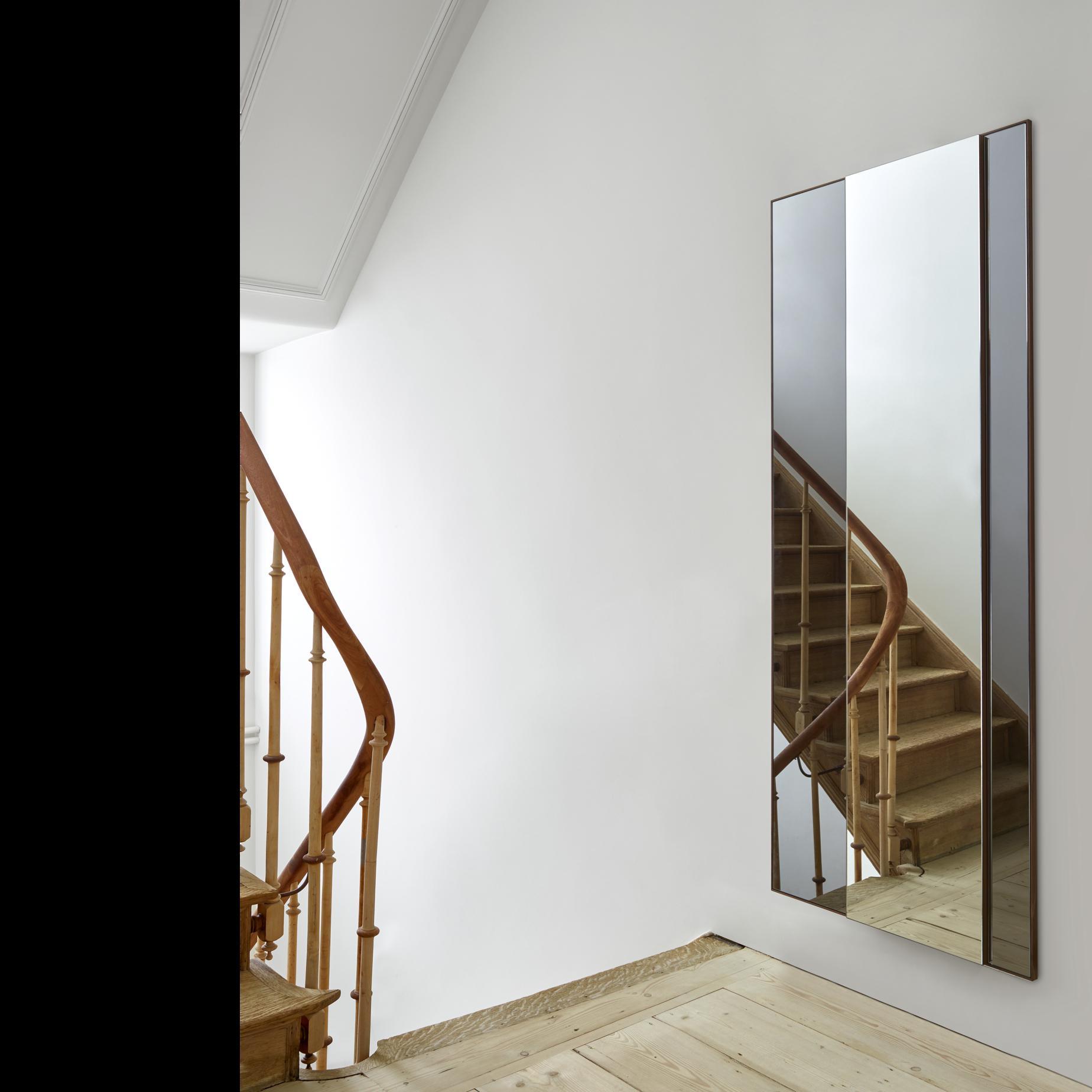 Miroir demi teintes entr e designer marie christine for Cherche grand miroir