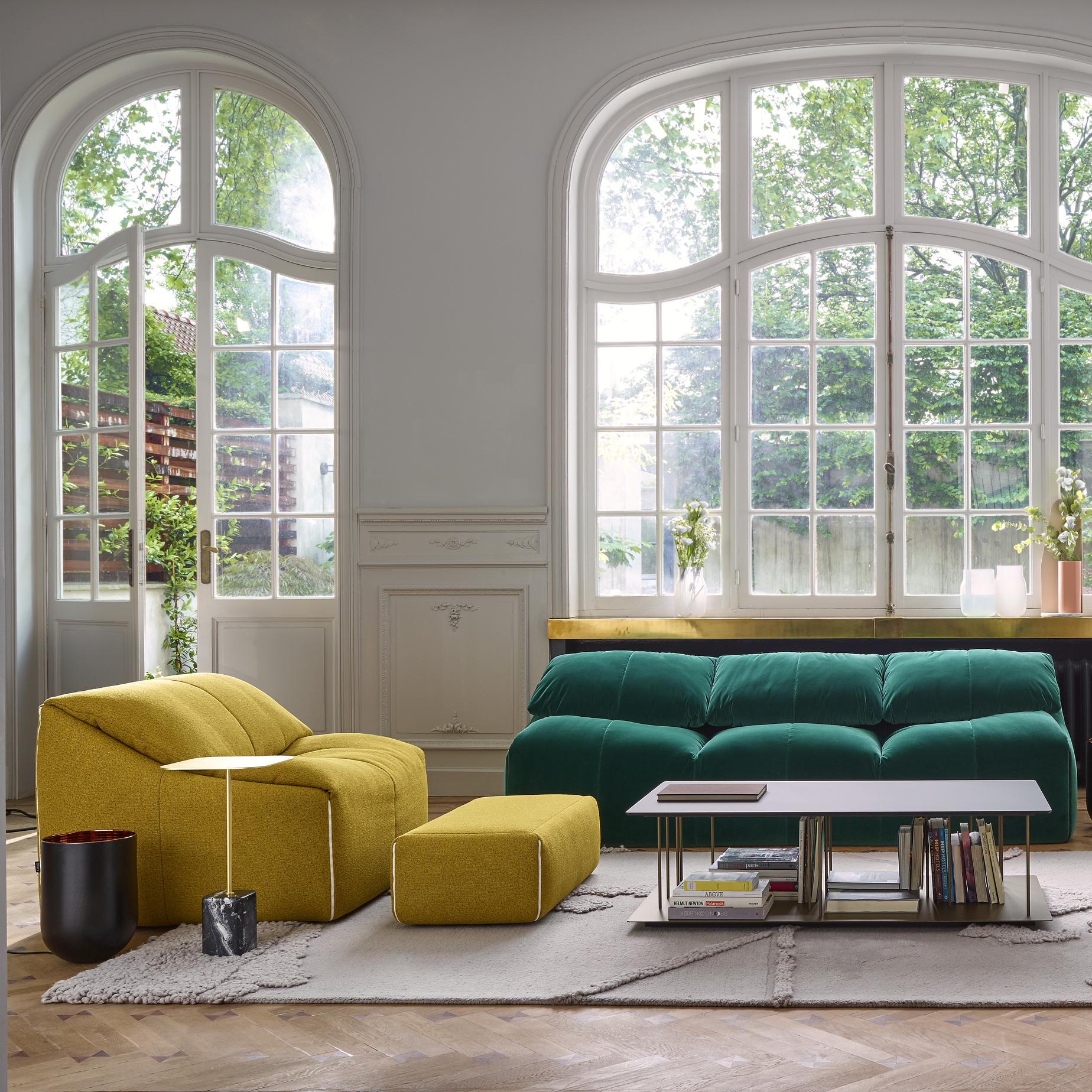 Plumy armchairs designer annie hi ronimus ligne roset for Living room ideas uk 2018