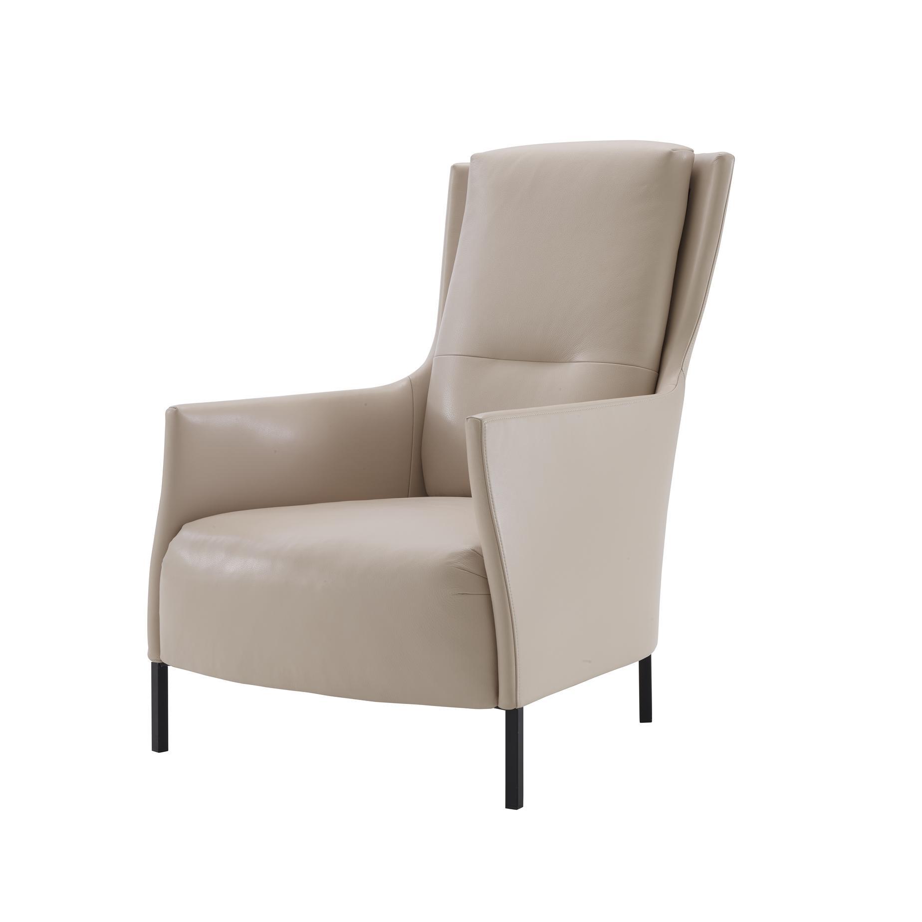 riga sessel designer eric jourdan ligne roset. Black Bedroom Furniture Sets. Home Design Ideas