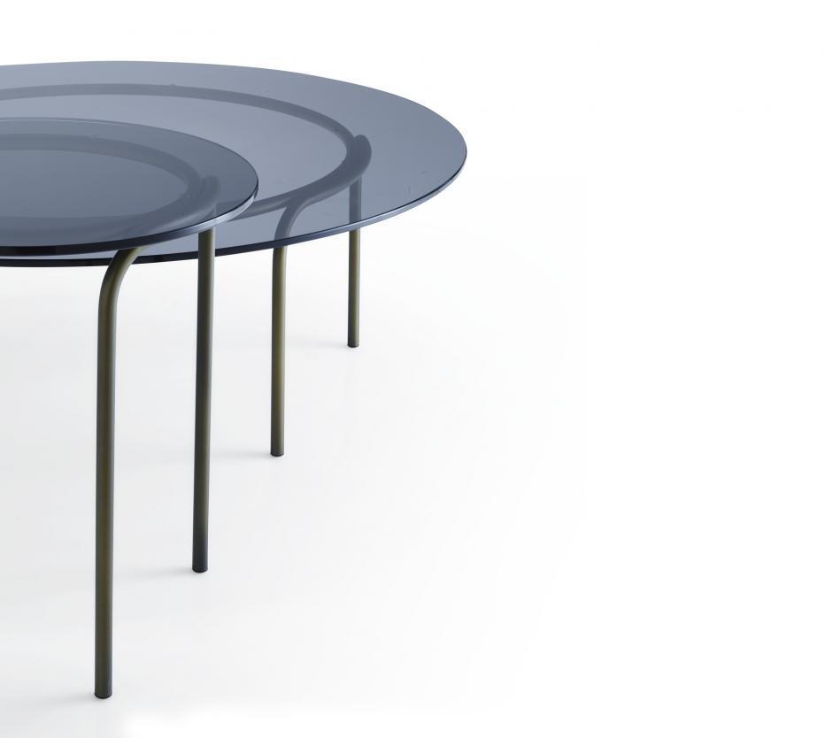 LIAM, Kleine Tische Designer  Eric Jourdan  Ligne Roset