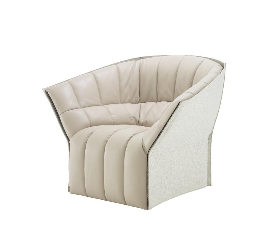 moel 2 fauteuils designer inga semp ligne roset. Black Bedroom Furniture Sets. Home Design Ideas