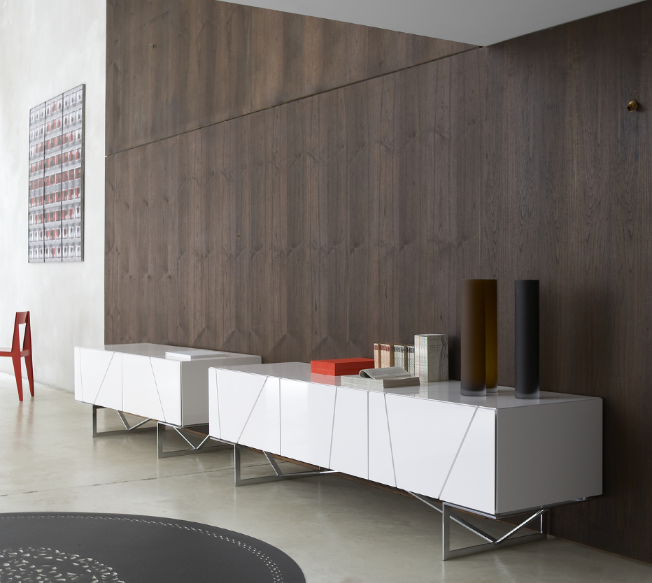 lines sideboards from designer peter maly ligne roset. Black Bedroom Furniture Sets. Home Design Ideas