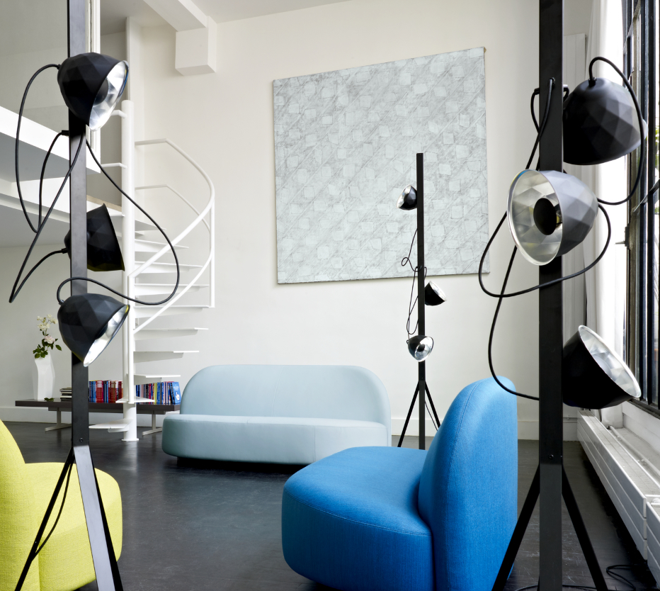 Trepied floor lamps from designer normal studio ligne roset trepied floor lamps from designer normal studio ligne roset official site aloadofball Choice Image