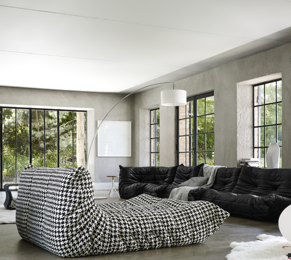 togo canap s du designer michel ducaroy ligne roset. Black Bedroom Furniture Sets. Home Design Ideas