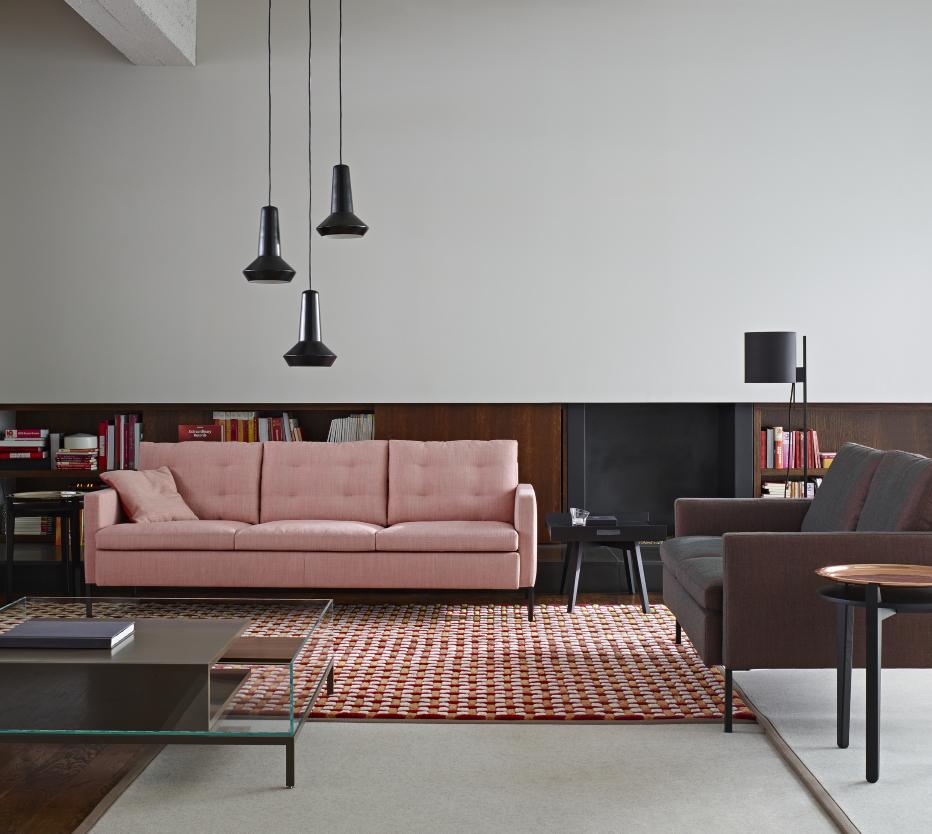 hudson canap s du designer didier gomez ligne roset site officiel. Black Bedroom Furniture Sets. Home Design Ideas