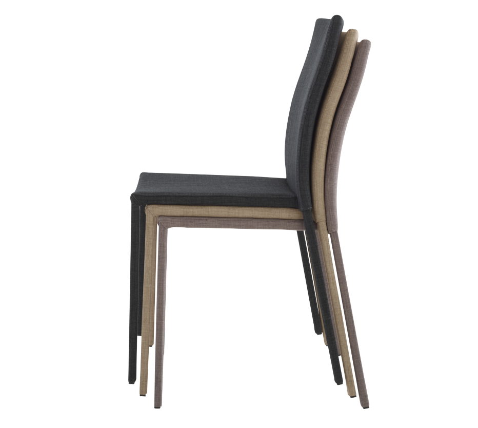 slim chair chaises du designer ligne roset site officiel. Black Bedroom Furniture Sets. Home Design Ideas
