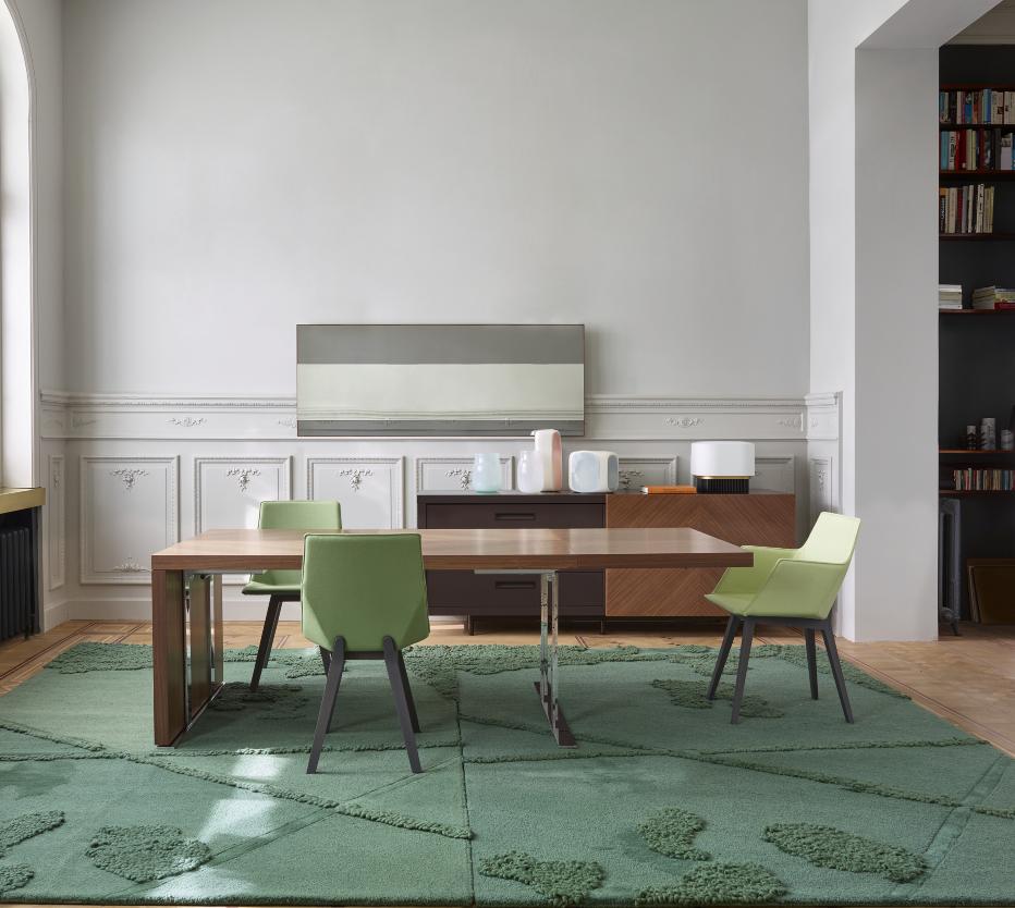 elsa chairs from designer fran ois bauchet ligne roset official site. Black Bedroom Furniture Sets. Home Design Ideas